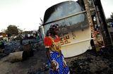 Tin thế giới - Congo: Đâm xe bồn chở dầu, ít nhất 50 người tử vong, 100 người bỏng cấp độ 2