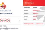 Tin tức - Kết quả xổ số Vietlott hôm nay 10/10/2018: Ai sẽ chạm tay vào Jackppot hơn 61 tỷ?