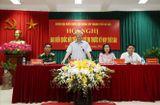 Tin tức - Tổng Bí thư Nguyễn Phú Trọng: Cán bộ cấp cao càng phải nêu gương