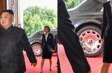 Tin thế giới - Nhà lãnh đạo Triều Tiên đi xe siêu sang Rolls Royce tới gặp Ngoại trưởng Mỹ