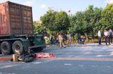 Tin tức - Thái Bình: Va chạm với xe container, nữ sinh cấp 3 tử vong tại chỗ