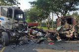 Tin tức - Tin tai nạn giao thông mới nhất ngày 10/10/2018: Xe khách va chạm ôtô bán tải, 7 người thương vong