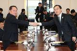 Tin tức - Hàn Quốc cân nhắc dỡ bỏ một loạt biện pháp trừng phạt Triều Tiên