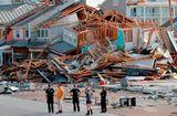 Tin thế giới - Video: Thành phố biển của Mỹ tan hoang sau khi bão Michael đổ bộ