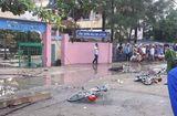 Tin tức - Điện giật trước cổng trường, 6 học sinh thương vong