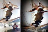 Tin tức - Cho máy bay thủng bụng cất cánh, hai phi công Ấn Độ bị đình chỉ