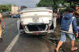 Tin tức - Tình hình sức khỏe Phó Giám đốc Sở TN&MT Đà Nẵng sau tai nạn lật xe