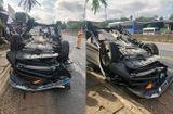 Tin tức - Tai nạn giao thông: Phó Giám đốc Sở TN&MT Đà Nẵng đâm xe lật ngửa, vợ tử vong