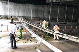 Tin tức - Tin tai nạn giao thông mới nhất ngày 16/10/2018: Tài xế tông sập giàn giáo trước hầm Thủ Thiêm nói gì?