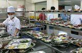 Thực phẩm - TP.HCM: Tổng kiểm tra an toàn thực phẩm tại các bếp ăn trường học