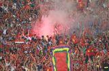 Tin thế giới - CĐV Myanmar hy vọng fan Việt Nam không mang pháo sáng vào sân