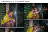 Tin tức - Người đàn ông vô gia cư lạc lõng trong đêm mưa bão đổ bộ Sài Gòn khiến dân mạng nghẹn ngào