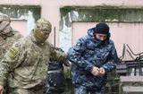 Tin thế giới - Nga sẽ tuyên án tù đối với các thủy thủ tàu Ukraine bị bắt giữ?