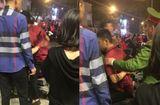 """Tin tức - Nam thanh niên bị đâm thấu lưng khi đi """"bão"""" ở Hà Nội"""