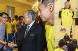 Tin thế giới - Thủ tướng Malaysia hy vọng đội tuyển quốc gia sẽ đủ điều kiện tham dự World Cup