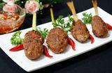 Tin tức - Món ngon mỗi ngày: Thịt lợn bọc sả chiên vàng thơm không cưỡng nổi