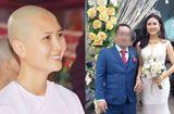 Tin tức - Xôn xao nghi vấn người đẹp Nguyễn Thị Hà bị tố vô ơn, giật chồng sau 2 tháng xuống tóc đi tu