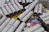 Tin tức - Nghệ An: Thu giữ hơn 50 kg pháo lậu các loại đang trên đường vận chuyển