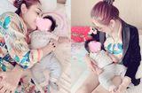 Tin tức - Lâm Khánh Chi tiết lộ ảnh con trai sinh bằng phương pháp mang thai hộ