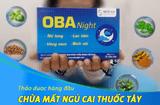 Quyền lợi tiêu dùng - Dược phẩm Spitan Việt Nam bị phạt 50 triệu đồng vì quảng cáo TPCN Oba Night như thuốc chữa bệnh