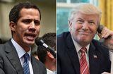 Tin thế giới - Tổng thống Trump điện đàm với thủ lĩnh tự phong Venezuela Juan Guaido