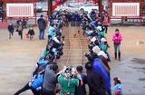 Tin thế giới - Kỳ lạ cuộc đua lợn đầu năm mới ở Trung Quốc