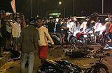 Tin tức - Xe máy tông nhau trên cầu, 2 người chết