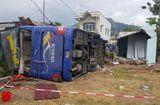 Tin tức - Vụ xe khách tông sập nhà dân, 38 người bị thương: Rùng mình lời kể của nạn nhân