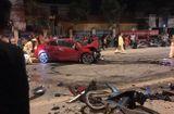 Tin tức - Hai ô tô đấu đầu, 1 người chết, 3 người bị thương