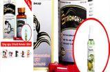 Quyền lợi tiêu dùng - Cục An toàn thực phẩm - Bộ Y tế cảnh báo Stronghair quảng cáo sai quy định