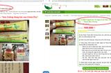 Quyền lợi tiêu dùng - Công ty Tân Lạc Việt quảng cáo mỹ phẩm Thuần Mộc như thuốc đặc trị?