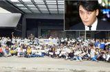 """Tin tức giải trí - 200 fan họp mặt cổ vũ tinh thần Seungri, cư dân mạng Hàn: """"Họ mất trí rồi!"""""""