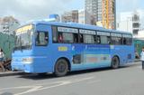 """Tin trong nước - TP.HCM: Đấu giá quảng cáo trên xe buýt để thu 135 tỷ/năm nguy cơ """"trắng tay"""""""