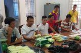 """Tin trong nước - """"Đánh sập"""" vụ vận chuyển 26,6kg ma túy từ Campuchia về Việt Nam tiêu thụ"""