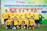 Bóng đá - Hành trình đội bóng báo ĐSPL trước vòng bán kết gặp chủ nhà báo Nông thôn ngày nay