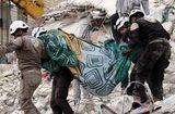 Tin thế giới - Tổ chức Mũ bảo hiểm Trắng bị tố âm mưu dàn dựng tấn công hóa học tại Syria
