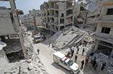 Tin thế giới - Tình hình Syria mới nhất ngày 25/4: Nổ lớn ở chảo lửa Idlib, 18 người thiệt mạng