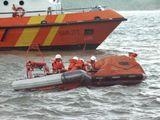 Sự kiện hàng ngày - Tàu 3.000 tấn chìm trên biển: Đã tìm thấy 4 thuyền viên