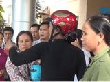 Hồ sơ vụ án -  Clip người dân đòi tát bị cáo Lý Nguyễn Chung