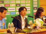 """Bóng đá - HLV Miura: """"Tôi thất vọng về kết quả trận đấu"""""""