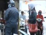 CAMERA giấu kín - Video: Camera giấu kín - Đừng để bé mồ côi P1/2