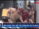 Video-Hot - Truy bắt tên tội phạm ma túy dùng súng chống trả ở Lạng Sơn