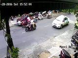 Video-Hot - Clip: Táo tợn, cướp giỏ xách ngay giữa ban ngày