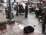 Video-Hot - Khoanh vùng nhóm nghi can chém người gần đứt lìa tay trên phố