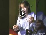 """Video-Hot - Cô giáo xinh đẹp """"gây sốt"""" với clip chơi nhạc Kpop bằng... đàn bầu"""
