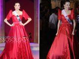Video-Hot - Màn trình diễn quốc phục Philippines xuất thần của Lệ Hằng tại Miss Universe