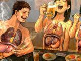 Nhận biết những dấu hiệu cơ quan nội tạng đang có vấn đề