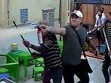 Vụ giang hồ đập phá quán kem ở trung tâm Sài Gòn: Bắt giữ 1 nghi can