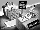 Sôi động thị trường viết luận văn: Khi 'tiến sĩ' mưu sinh bằng nghề viết thuê