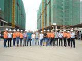 Him Lam Phú An mời khách hàng trực tiếp giám sát chất lượng và tiến độ dự án